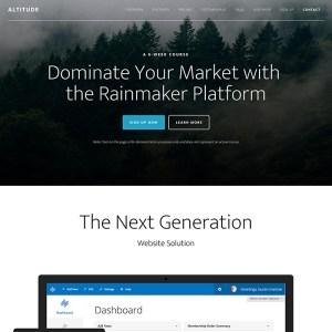 StudioPress Premium WordPress Theme Altitude Pro