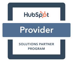 Hubspot Service Provider Badge