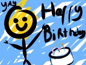 Happy Birthday Julia