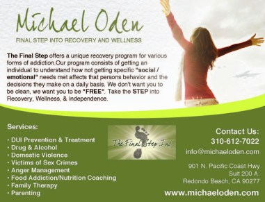 The Final Step into Recovery and Wellness