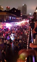 New Orleans Bourbon St March 2013
