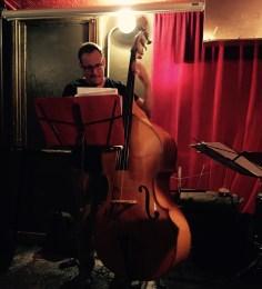 Michael Oien at Barbes