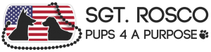 Sgt. Rosco Pups 4 a Purpose