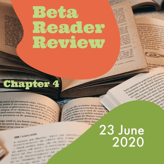 Beta Reader Review