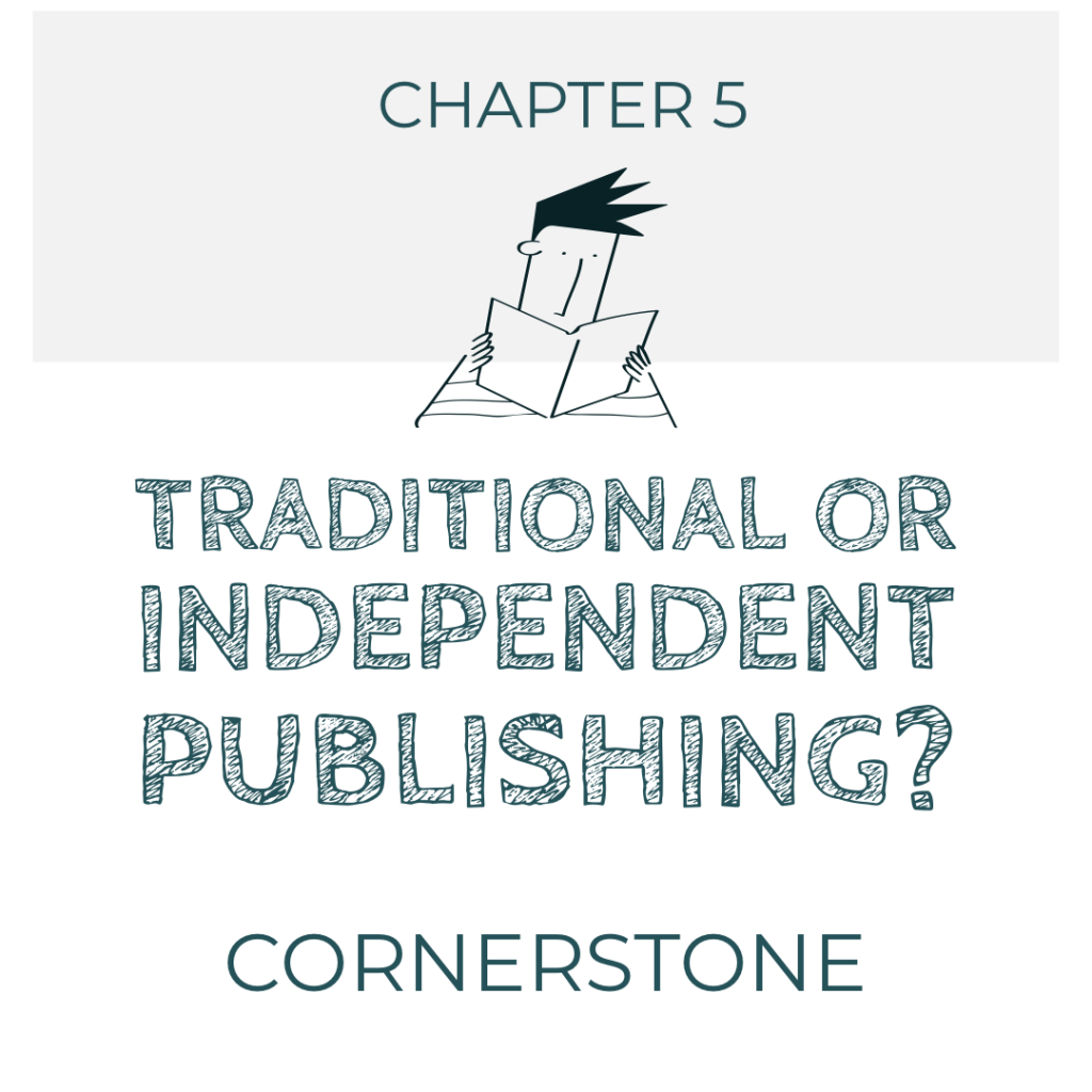Traditional or Independent Publishing