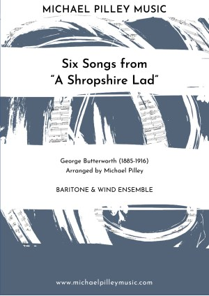 Six Songs from A Shropshire lad