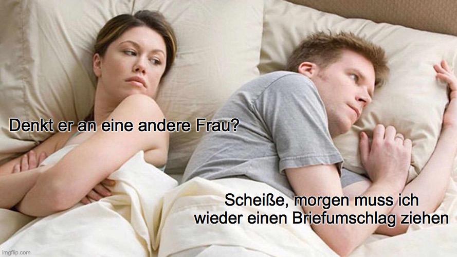 Birefumschlag Challenge Meme
