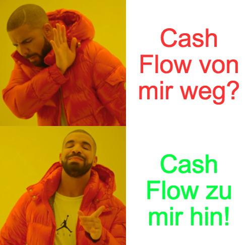 Cashflow Meme