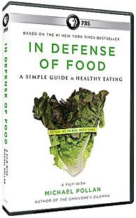 In Defense of Food DVD