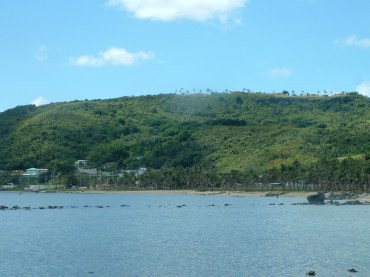 Asan Beach Guam