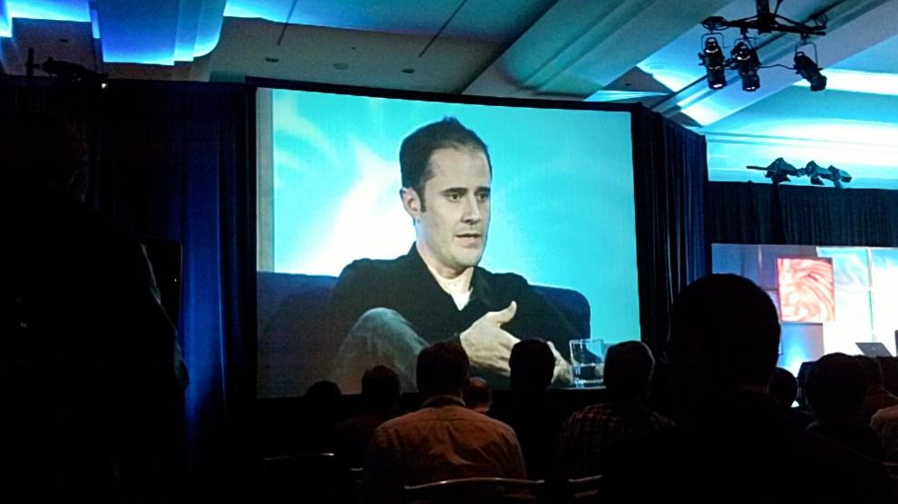 Evan Williams, Twitter, Web 2.0 Summit, San Francisco