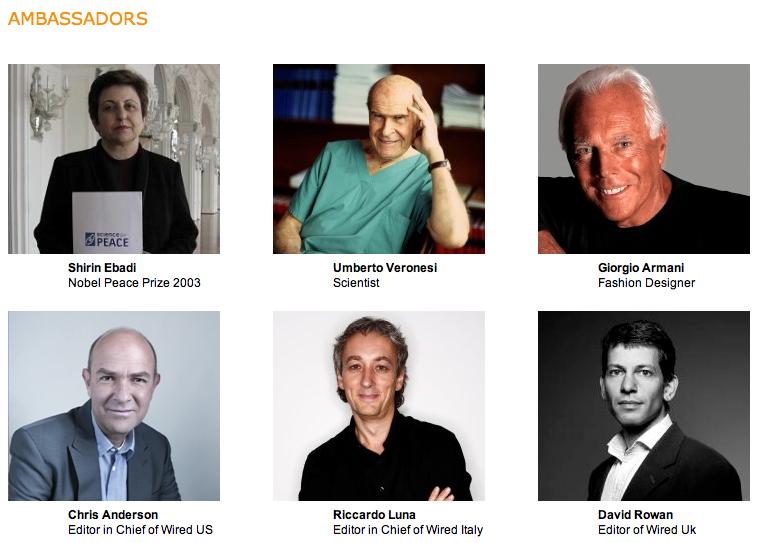 Ambassadors of Internet for Peace Manifesto