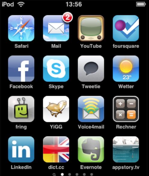 YGG iPhone App