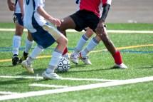 Soccer Player Feet