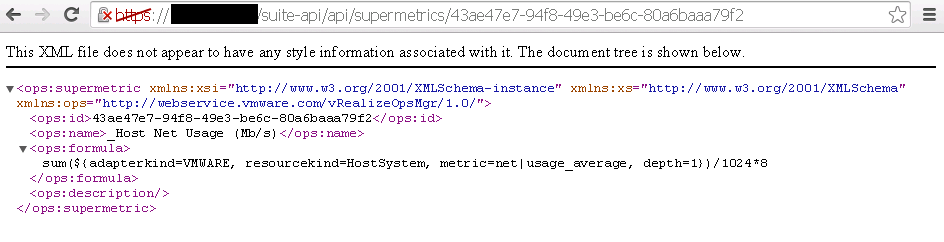 SuperMetric-xml