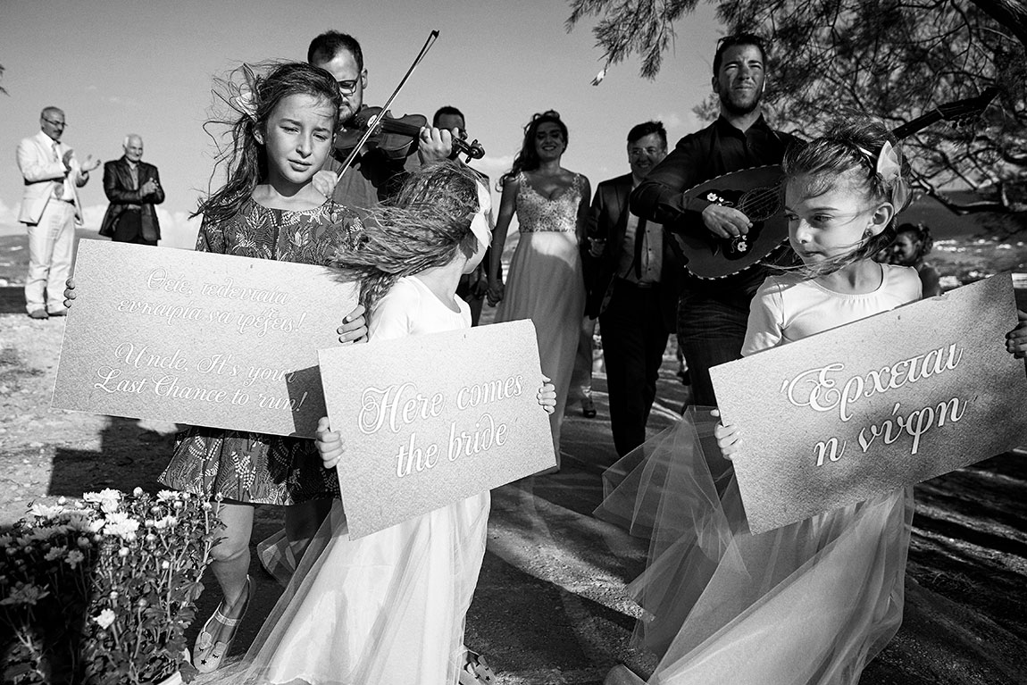 Wedding Photojournaism Paros