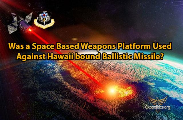 SpaceWeapons Hawaii Intercept