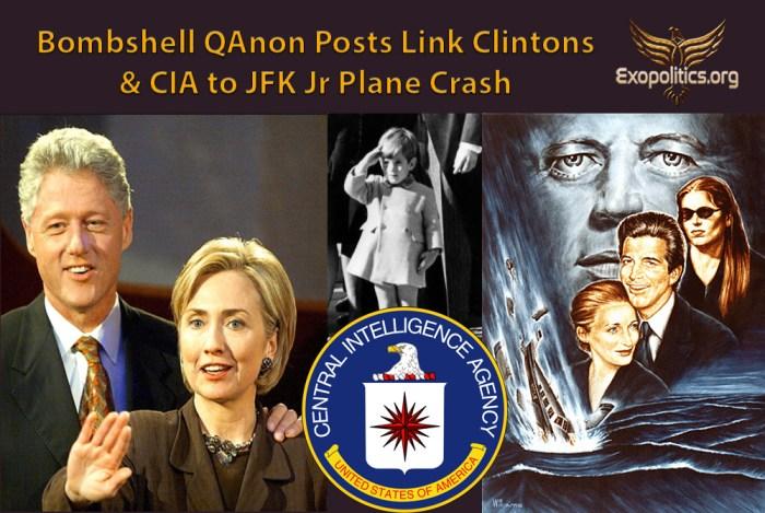 Bombshell QAnon Posts Link Clintons and CIA to JFK Jr Plane Crash.jpg