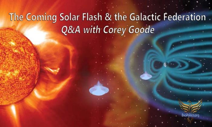 Solar Flash and GF