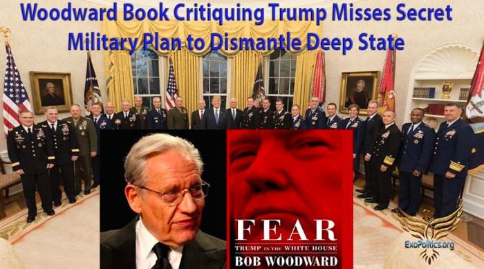 Woodward Critique Misses Military Plan