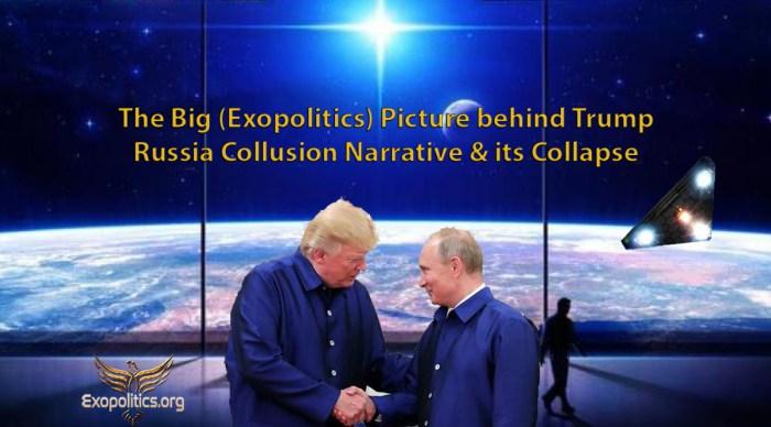 Trump Russia Collusion Narrative