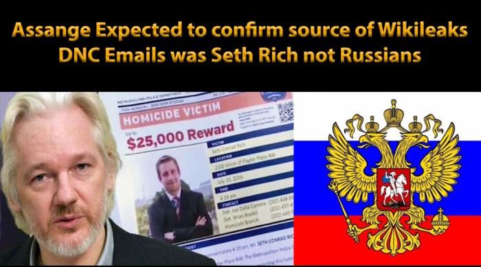 Assange Seth Rich