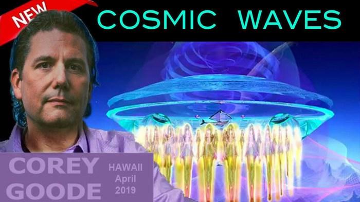 Cosmic Waves CG