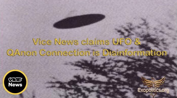 Vice News Q and UFOs