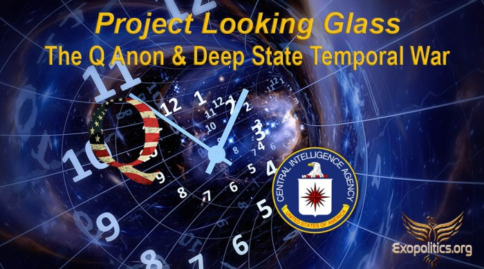 Project Looking Glass Temperal War