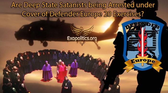 Deep State Arrests under Defender Europe 1000x555