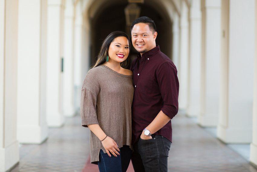 Pasadena-City-Hall-Engagement-Photography-1