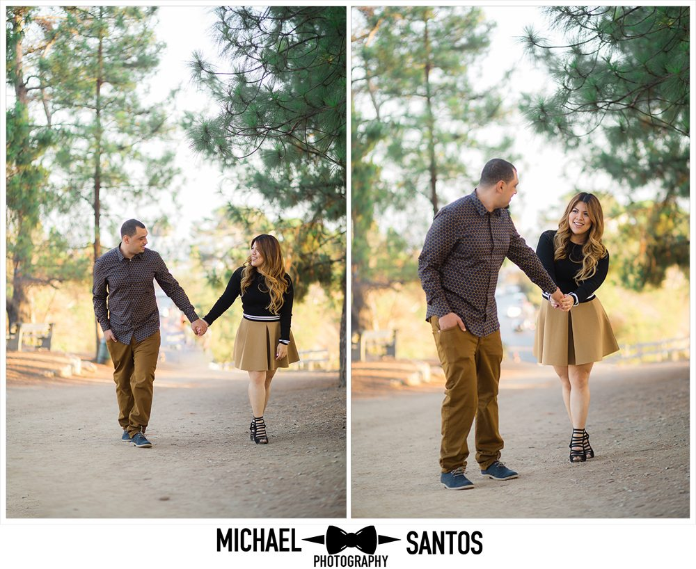 Griffith-Observatory-Engagement-Photography-Chris-And-Alyssa-0005