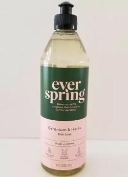Everspring Dish Soap