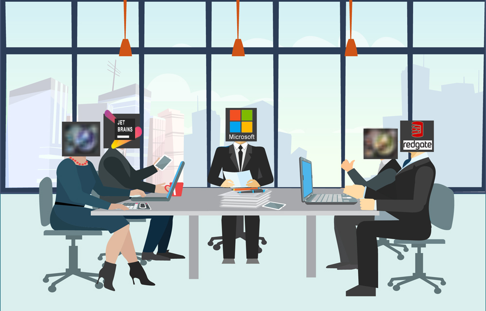 Most Popular & Profitable Companies in  NET Development space in