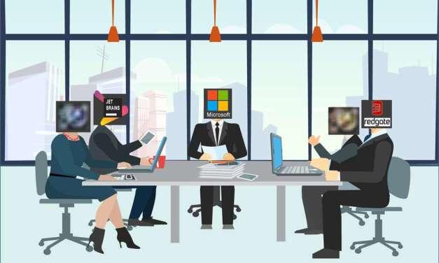 Most Popular & Profitable Companies in .NET Development space in 2019