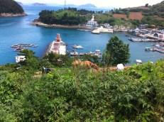 From Tongyeong (통영) to Yeonhwado (연화도) and back: southern coast of Korea, 2012