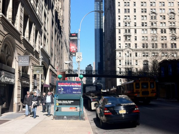 New York: March 2012