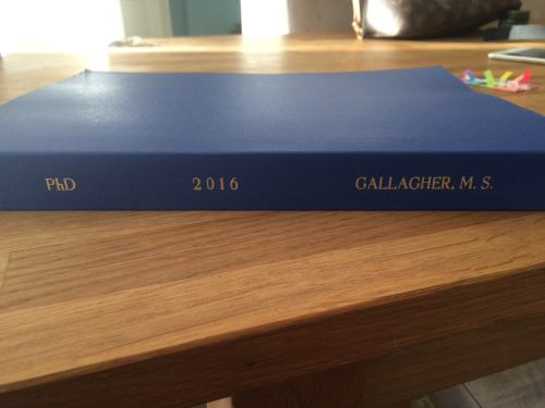 Gallagher Thesis