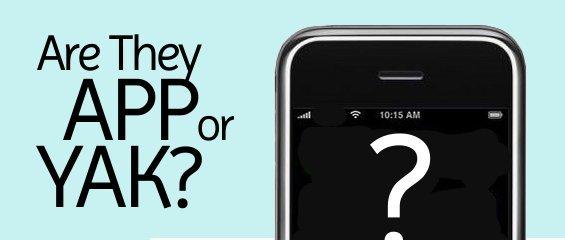 App or Yak? #5