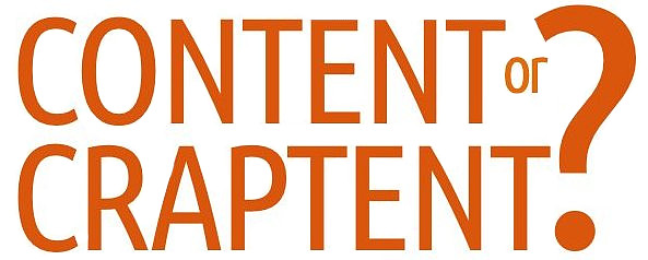 Content or Craptent? It's Win Or Lose For Your Business!