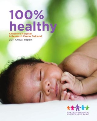 CHO Annual Report Cover