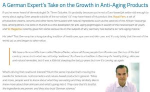 A German Expert's Take on Global Growth