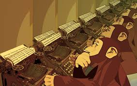 Chimps With Typewriters