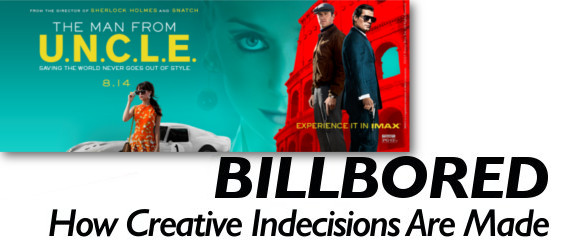 Billbored: How Creative Indecisions Are Made
