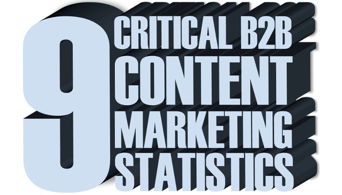 9 Business-Critical Stats About B2B Content Marketing