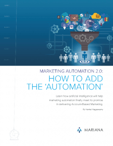 Marketing Automation 2.0 eBook