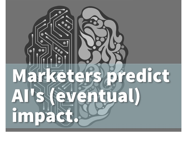 Marketers Await AI's (Eventual) Impact