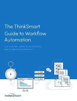 ThinkSmart Guide to Workflow Automation Thumbnail