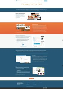 eCommerce Store Software Page