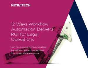 12 Ways WFA Delivers ROI eBook – Mitratech Version